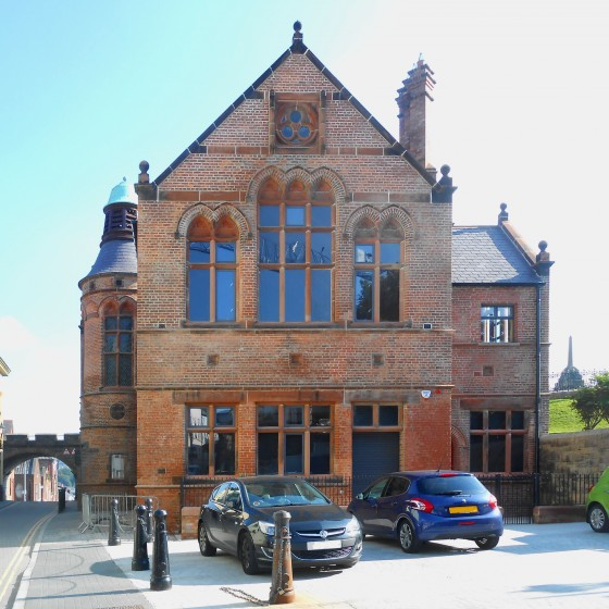 Former Cathedral School, Derry, Restoration (PBW) 04