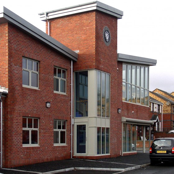 Upper Ardoyne Community Centre 02