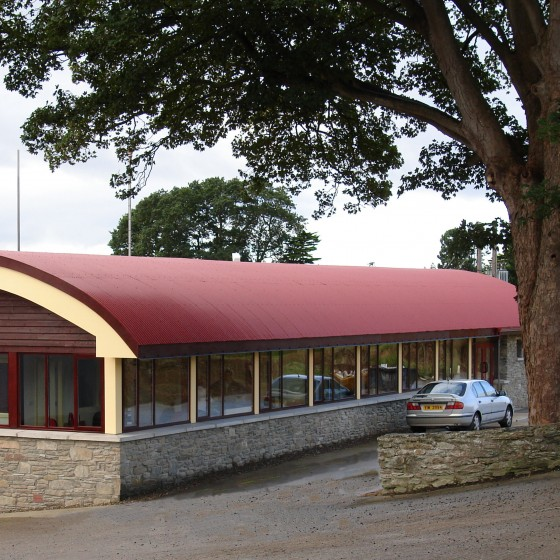 Brook Hall Visitor Centre 05
