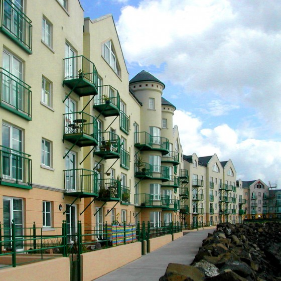 Maritime Housing, Carrickfergus 01