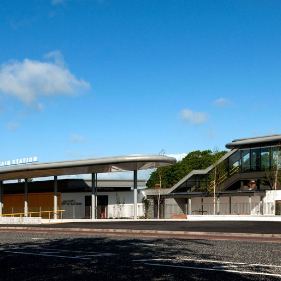 Portadown Railway Station - Web 01