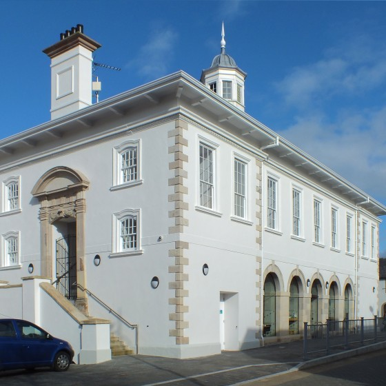 Old Courthouse, Antrim 01