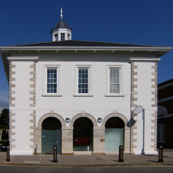 Old Courthouse, Antrim 05