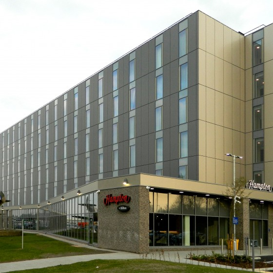Hampton by Hilton Hotel, Edinburgh 03