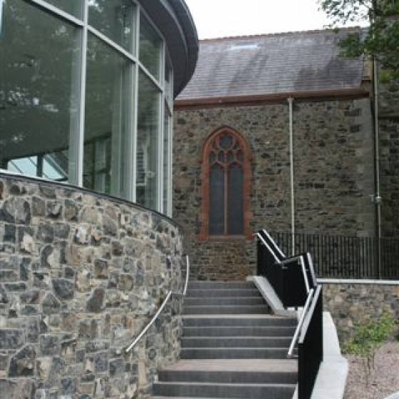 Seagoe Parish Centre 01